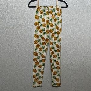 Pants - Pineapple leggings